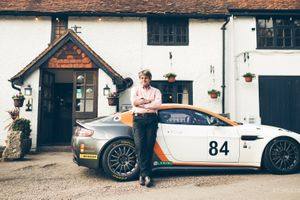 From the library to Le Mans with Aston Martin expert Stephen Archer