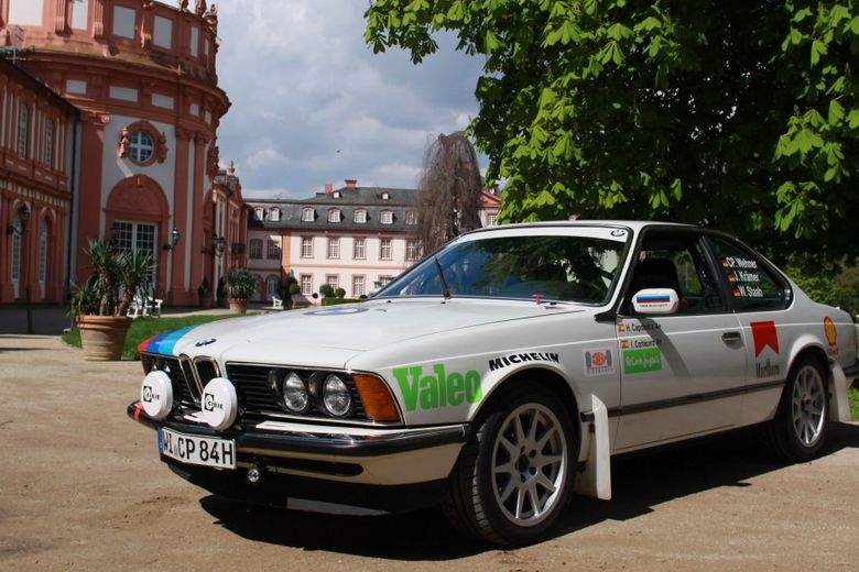 From Track Car To Gravel Slinger, This BMW 635CSi Was Built To Compete