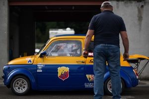 GALLERY: A Track Day For The Love Of Abarth