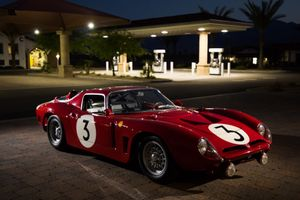 GALLERY: Behind The Scenes On Our 1965 Bizzarrini A3/C Film Shoot
