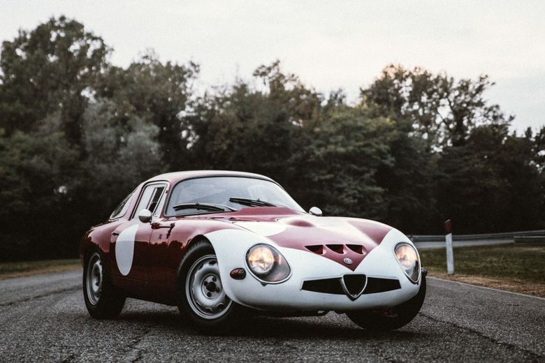 GALLERY: Behind The Scenes On Our Alfa Romeo Film Shoot