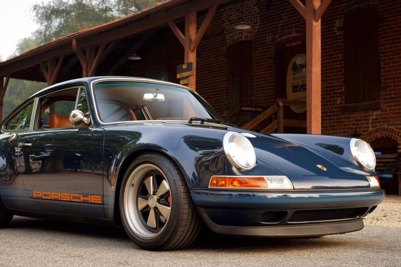 GALLERY: Behind The Scenes On Our Porsche 911 Reimagined By Singer Film Shoot
