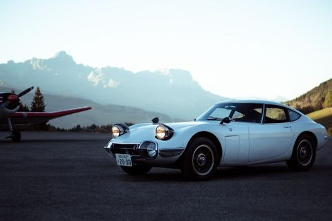 GALLERY: Behind The Scenes On Our Toyota 2000GT Film Shoot