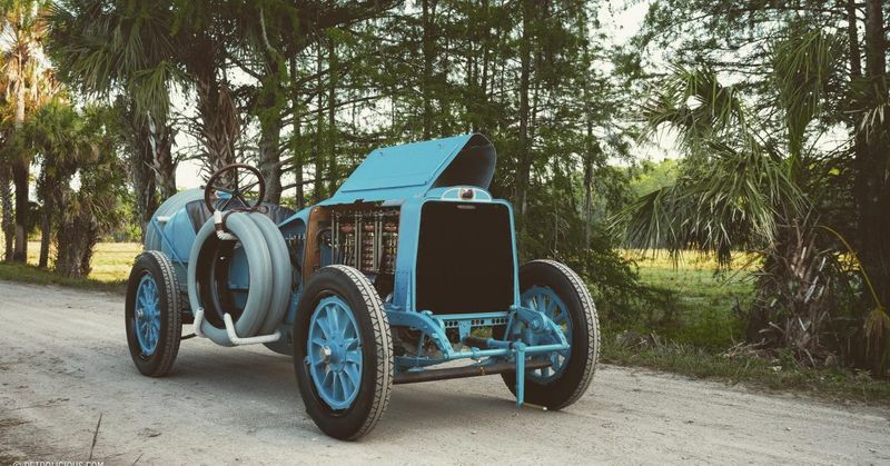 GALLERY: Go Behind The Scenes On Our 1908 Mors Grand Prix Car Film Shoot