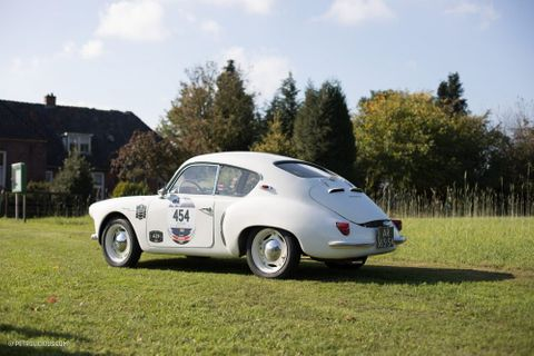 GALLERY: Go Behind The Scenes On Our 1957 Alpine A106 Film Shoot