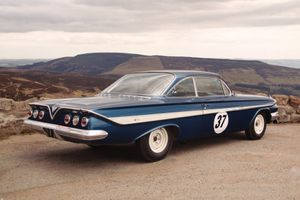 GALLERY: Go Behind The Scenes On Our 1961 Chevrolet Impala Film Shoot