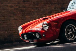 GALLERY: Go Behind The Scenes On Our 1961 Ferrari 250 California SWB Film Shoot