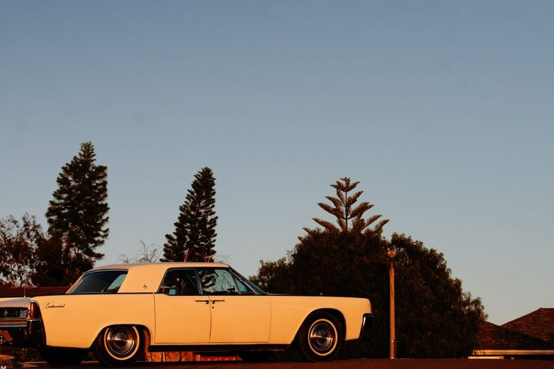 GALLERY: Go Behind The Scenes On Our 1962 Lincoln Continental Film Shoot