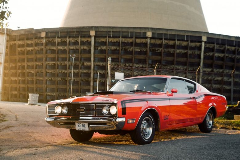 GALLERY: Go Behind The Scenes On Our 1969 Mercury Cyclone Film Shoot