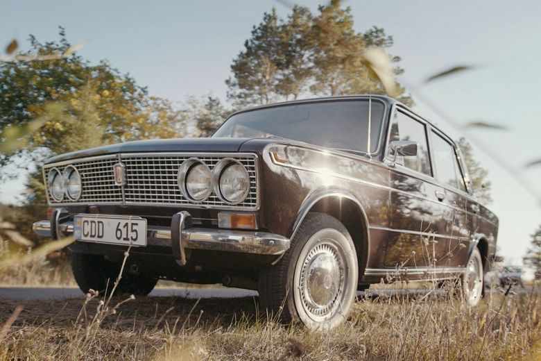 GALLERY: Go Behind The Scenes On Our 1975 Vaz 2103 Film Shoot