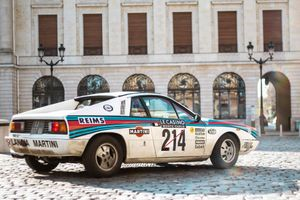 GALLERY: Go Behind The Scenes On Our 1977 Lancia Beta Montecarlo Film Shoot