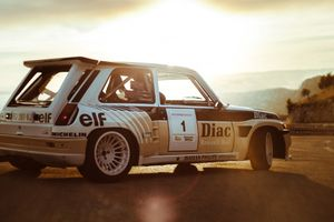 GALLERY: Go Behind The Scenes On Our 1983 Renault 5 Turbo II 'Maxi' Film Shoot