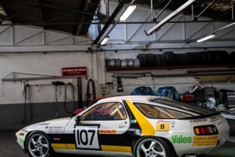 GALLERY: Go Behind The Scenes On Our 1984 Audi Sport Quattro Film Shoot