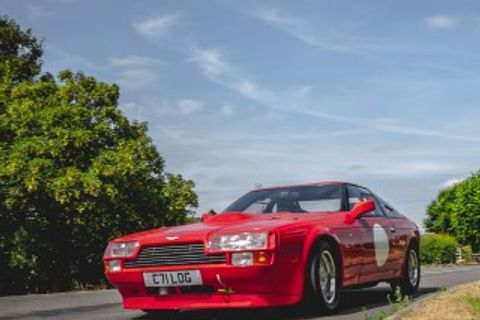 GALLERY: Go Behind The Scenes On Our 1989 Ferrari F40 Film Shoot