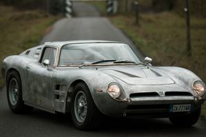 GALLERY: Go Behind The Scenes On Our Iso Grifo A3/C Film Shoot