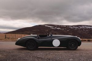 GALLERY: Go Behind The Scenes On Our Jaguar XK120 Film Shoot
