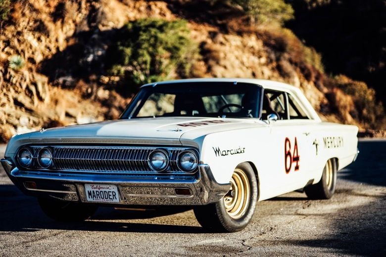 GALLERY: Go Behind The Scenes On Our Modified 1964 Mercury Marauder Film Shoot