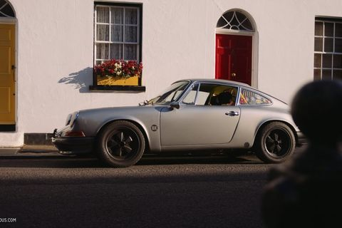 GALLERY: Go Behind The Scenes On Our Modified 1970 Porsche 911T Film Shoot