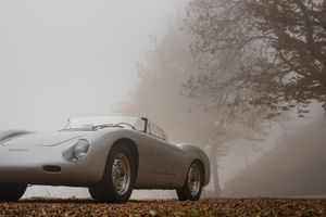 GALLERY: Go Behind The Scenes On Our Porsche 356 Carrera Speedster Zagato Film Shoot