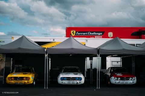 GALLERY: Historic Racing On The Nürburgring Brings Out BMW M1s, Porsche 935s, Alfa GTAs, And The Rest Of The Best