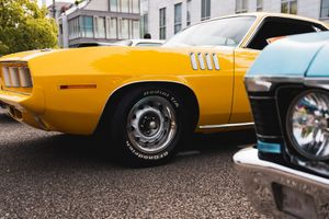 GALLERY: Hunting American Muscle Cars And More On A Sunday Morning In Tokyo