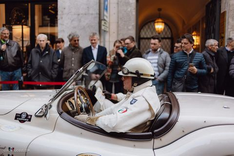 GALLERY: The Coppa Milano-Sanremo Proves There's More To Italian Road Rallying Than The Mille Miglia