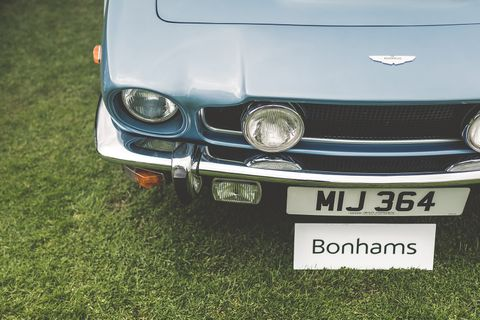 £886k DB5 Convertible headlines Bonhams' new-look Aston Martin sale