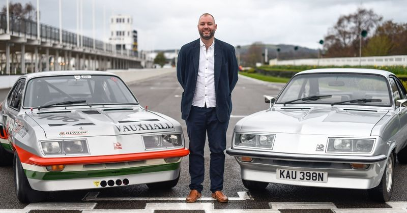 Gerry Marshall's Son Reunites With His Legendary Father's 'Old Nail' Vauxhall Firenza