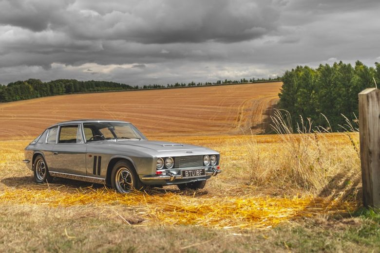 Get To Know The Innovative Sales Failure That Was The Four-Wheel Drive Jensen FF