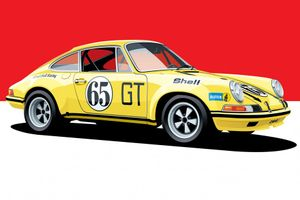 Give Your Walls A Job To Do And Fill Them With Pop Art Motorsport Prints