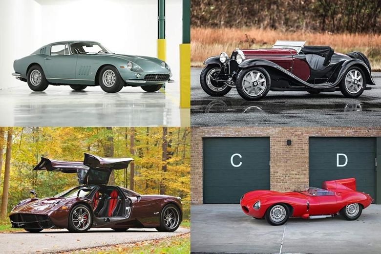 Gooding & Company's Scottsdale 2018 auction – Highlights