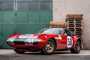 Group IV Ferrari Daytona to be auctioned at Le Mans Classic