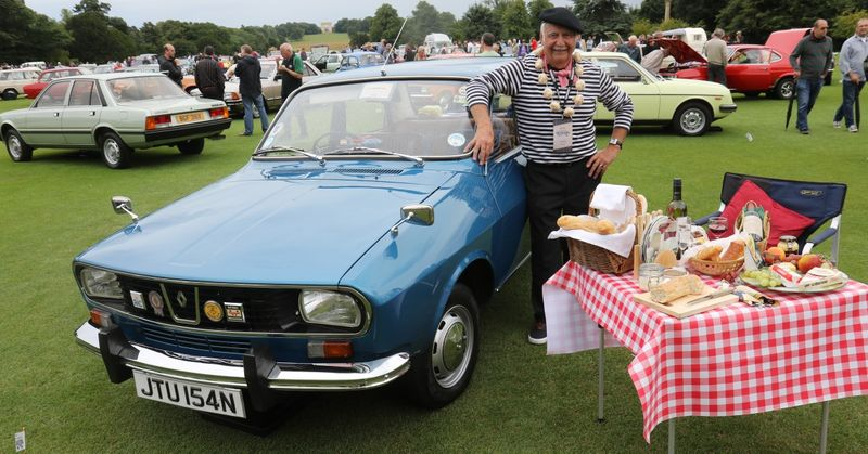 Hagerty Celebrates The Unexceptional At The Sixth Running Of Its Annual UK Concours d'Ordinaire