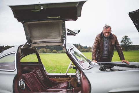 Hans Kleissl is the German Gullwing guru for good reason