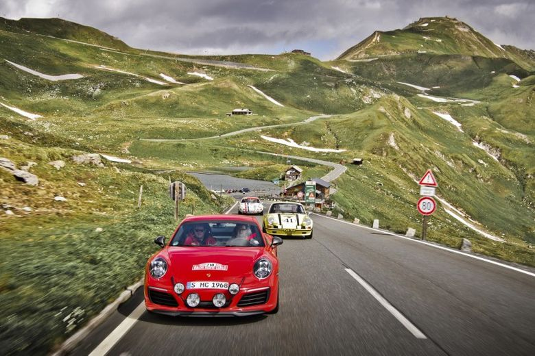 Happy birthday Porsche – here's to another 70 years and even more curves!