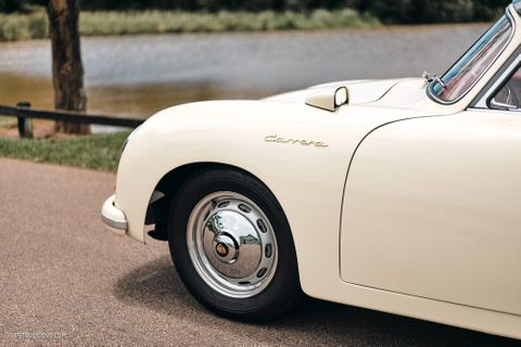 He Brought TAG Heuer To Brazil, Now He Drives A Particularly Rare Porsche 356 Carrera