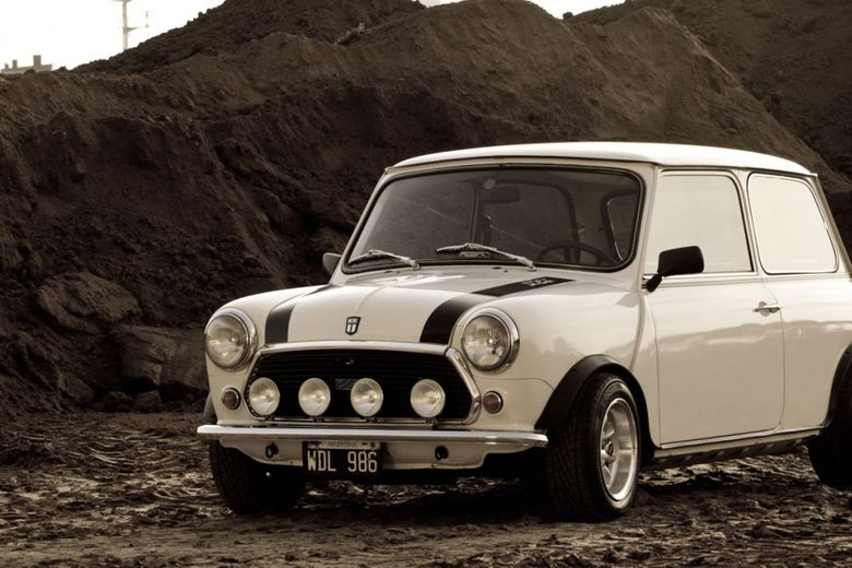 He Saved Up To Find His Dream Mini And Made It His Own