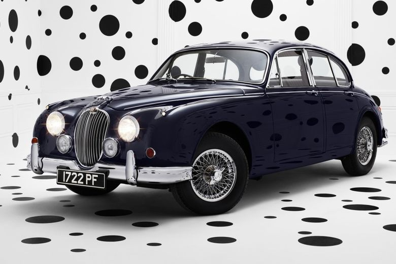 Here's How Fashion Photographer Rankin Has Chosen To Celebrate The Classic Mk2 Jaguar