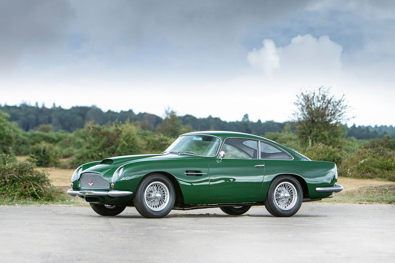 Here's what Bonhams has got in store for the Goodwood Revival