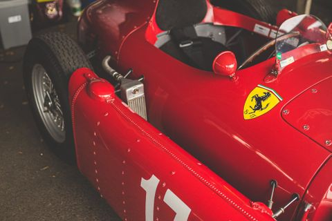 Here they are – the best photos from the Goodwood Revival 2019