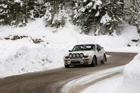 History Will Repeat Itself In Monte-Carlo When This Porsche 924 Turbo Returns In 2019