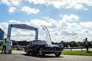 Hope Classic Rally 2018 – Driving dream classics for charity
