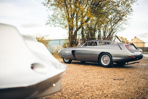 How Bertone's 'Batmobiles' became the Holy Trinity of car design