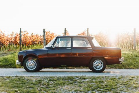 I Fell In Love With The Alfa Romeo Giulia Super From The Passenger Seat