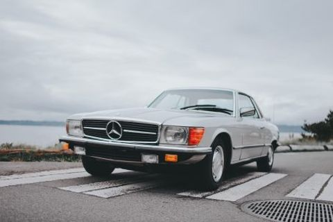 I'm Happy To Call This Euro-Spec Mercedes-Benz 280SLC My Car And Not My Grandfather's
