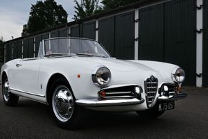 I Was Supposed To Help Sell This Alfa Romeo Giulietta Spider But I Bought It Instead