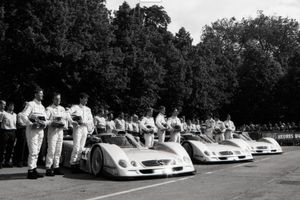 Immortalizing The Infamous: Relive The Mercedes-Benz CLR At Le Mans In This Photo Album