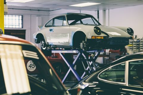 In pursuit of the ultimate Porsche 911 with Paul Stephens