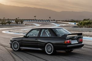 Inspired By Its Touring Car Heritage, This BMW E30 M3 Is The Ultimate Restomod Machine