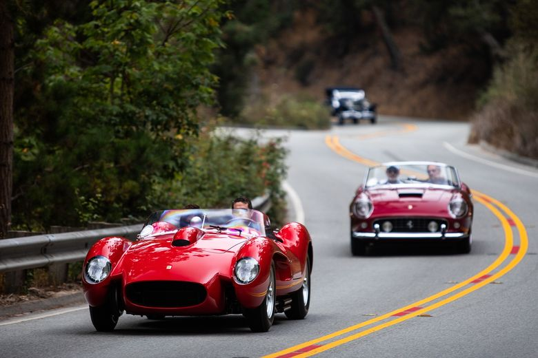 Into the Monterey mist with the most valuable convoy in the world